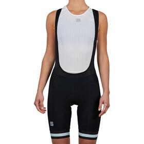 Sportful BF Classic Short de cyclisme Femme, black blue sky